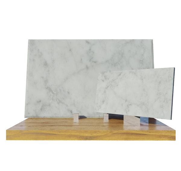 Płytki marmurowe Bianco Carrara 61x30,5x1 poler