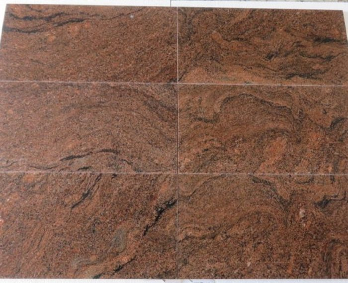 Płytki granitowe MULTICOLOUR RED 610X305X10MM