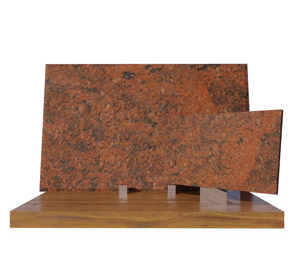 Płytki granitowe Multicolor Red od PS Granit Gdynia