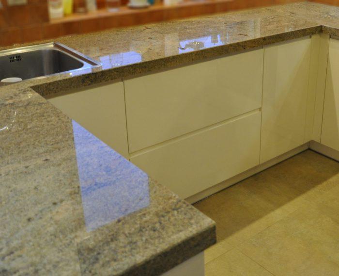 Blaty kuchenne z granitu - Aurus PSGranit