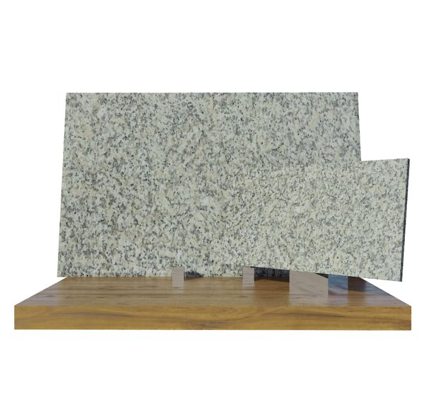 Płytki granitowe Bianco Sardo G602 poler