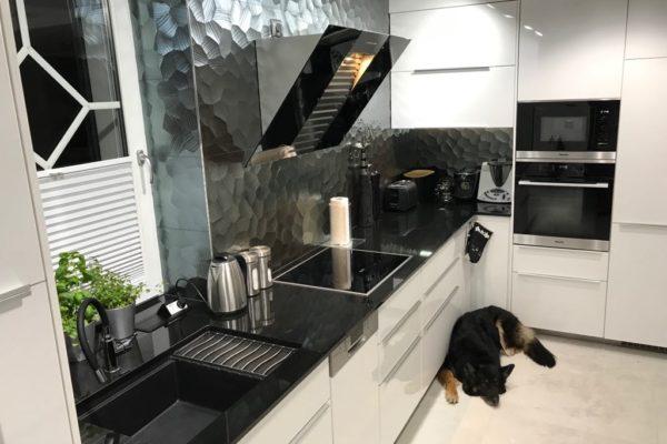 Blat do kuchni z zlewem podblatowym