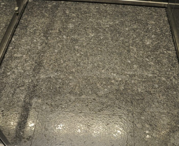 Płytki granitowe Steel Grey lappato PS Granit