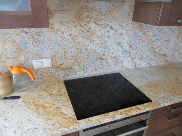 blaty do kuchni COLONIAL GOLD PSGranit