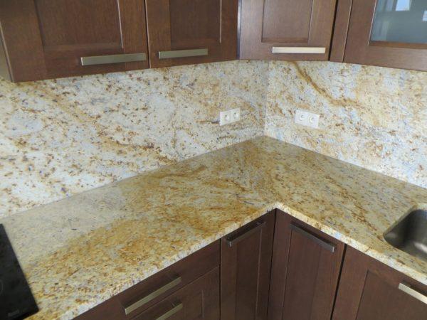 blaty kuchenne COLONIAL GOLD PSGranit