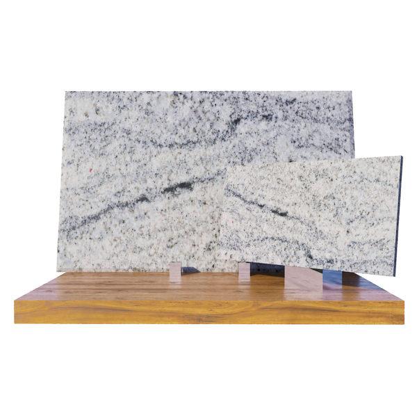 Płytki granitowe Coral White 61x30,5x1 poler