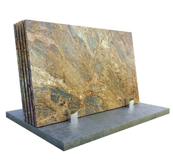 Kashmir Gold Granit na blaty do kuchni