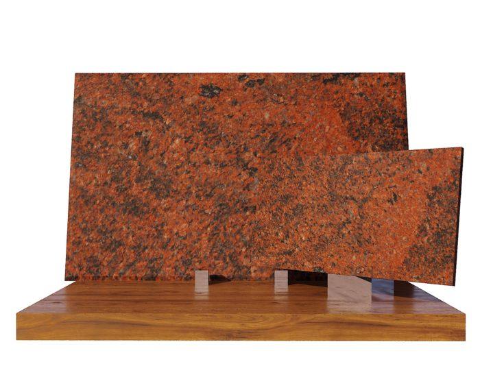 Płytki granitowe MulticolorRed