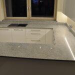 Bengal White granit blat kuchnia