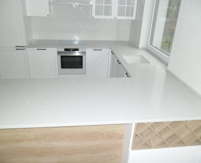 Carrara Natura blaty kuchenne