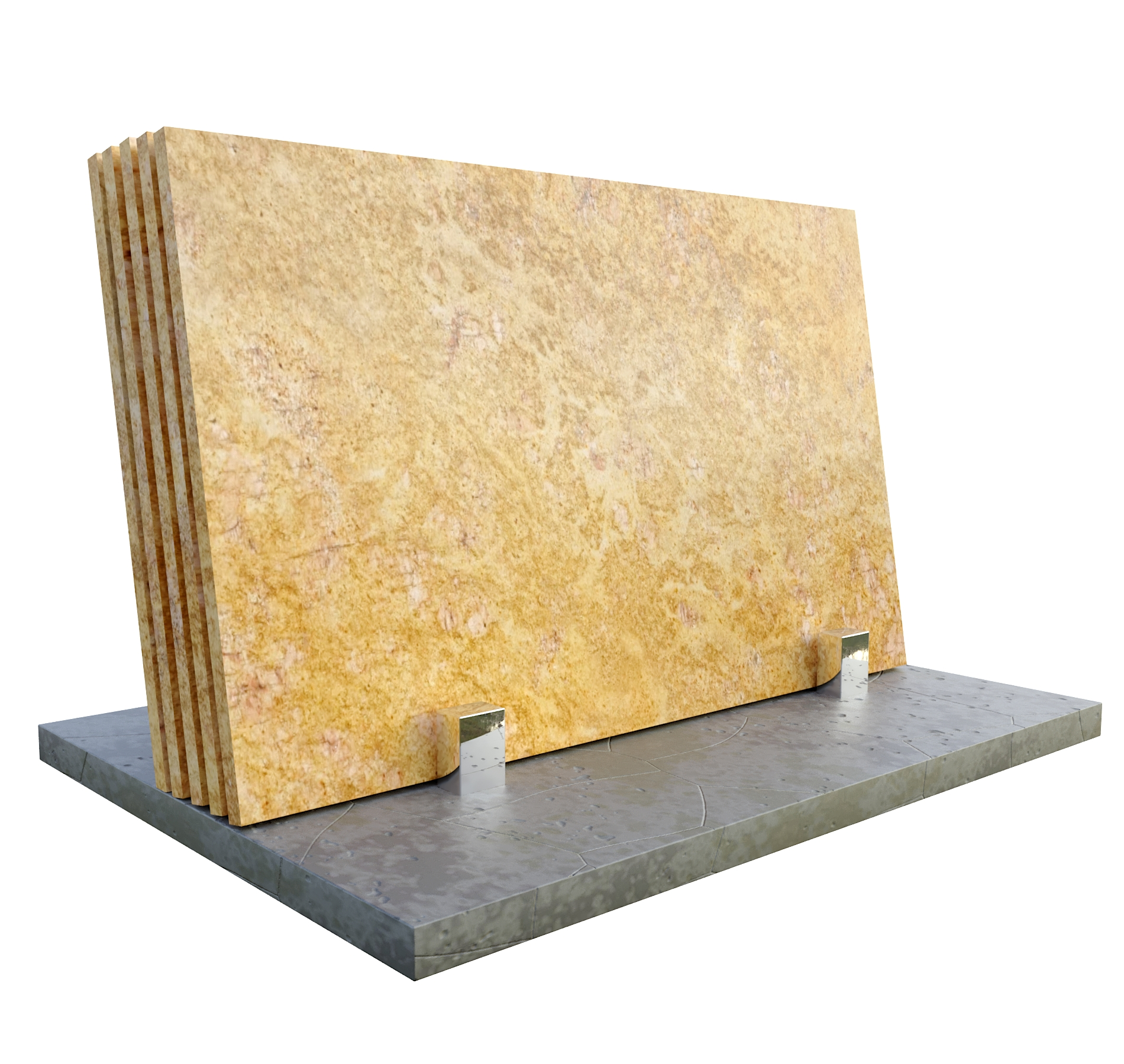 Ogromnie IMPERIAL GOLD - PS Granit - Hurtownia kamienia ES86