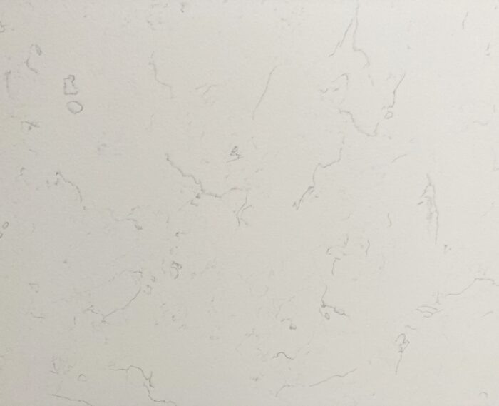 Matowy skóra konglomerat kwarcowy Carrara White 1
