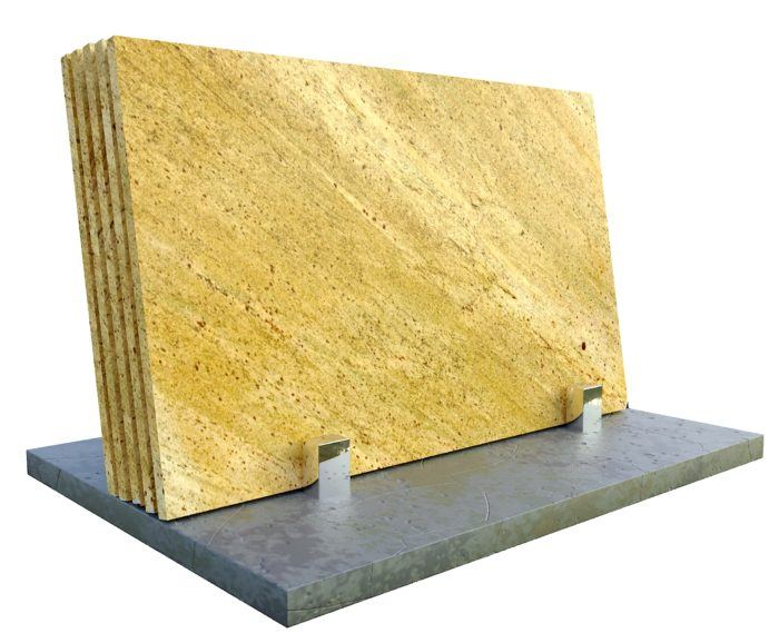 Colonial Gold granit na blaty kuchenne