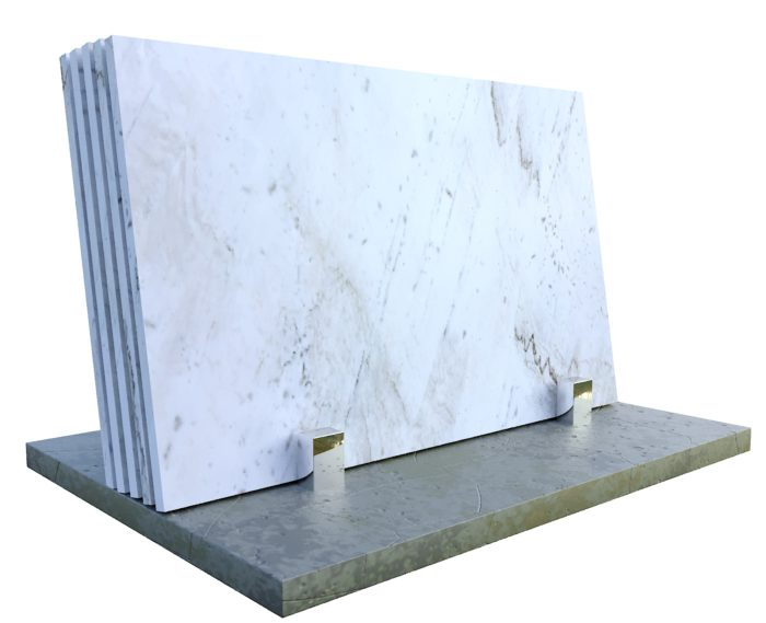 Ice Berg biały marmur