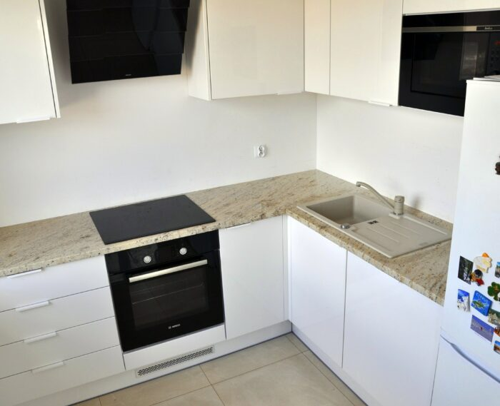 granit MILLENIUM CREAM kuchnia blaty